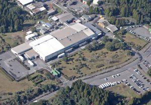 日本最大級の処理羽数を誇る食鳥処理工場
