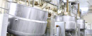 2017年4月ラーメンスープ工場が完成